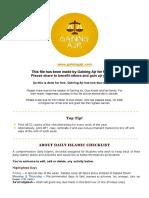 Daily Islamic Checklist by Gaining Ajr.pdf