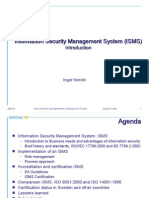 08 Information Security Management System - Introduction
