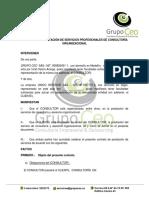 CONTRATO DE PRESTACION DE SERVICIOS PROFESIONALES DE CONSULTORÍA ORGANIZACIONAL ESPECIALIZADA.docx