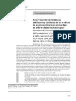 Artículo enfermedades reumatológicas
