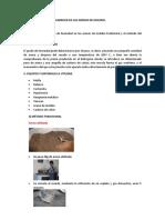 Determinación de humedad en arenas de moldeo