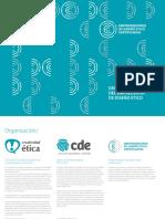 EDEC -Decalogo del Emprendedor de Diseño Etico