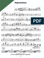 028 - John Coltrane (Bb)