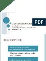 Clases Ucm Genodermatosis