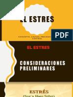 EL ESTRES