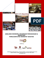 Analisis Ekonomi Keuangan Perusahaan dan Investasi