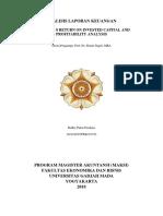 Tugas Analisis Keuangan Bab 8