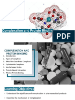 LEC_5_Complexation and Protein Binding