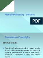 Modelo Plan de Mark - Destinos