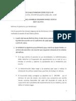 Decisiones Asamblea Ordinaria Marzo 2016