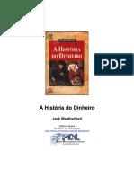 A HISTORIA DO DINHEIRO