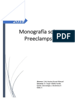 Mono Preeclampsia