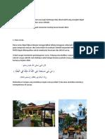 Idea Menarik Surau Imarah