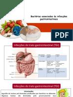 Bactérias Associadas Às Infecções Gastrointestinais II1 (1)