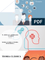 Final - Teoria das  Relações Humanas Baseado no livro + Pensadores Final