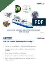 FORAN University Edition