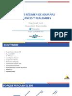 Regimen de Aduanas, Interlogistica d