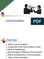Powerpoint Communication...