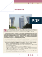 Economía de la Empresa - Unidad 1 -Bachillerato a Distancia -CIEDAD