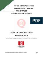 Laboratorio No 2 Fermentacion de Jugos - Destilacion ABRIL (6). 2019