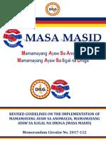MASA MASID Presentation