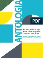 Antología Fonca 2017-2018