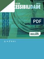 Cartilha de Acessibilidade Prefeitura de Uberlândia