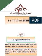 2. Iglesia Primitiva