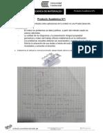 Producto Académico N°1 Mecanica de Materiales - Luis Bravo Saucedo.docx