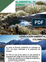 Presentacion Marco Legal Ambiental en Colombia
