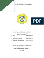 laporan sistem kendali pompa air