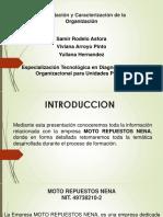 ACTIVIDADES DE LAS ÁREAS ESPECIFICAS DE LA GESTIÓN
