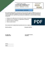 Formato Acta Entrega-recepción Documentos
