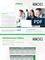 Continuidad Administracion Publica