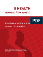 EMHF Report on Global Mens Health