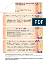 Orientation Nursing Agenda