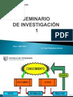 Conocimiento - Ciencia - Investigacion