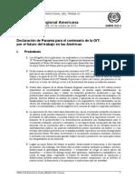 Declaracion Panama en su centenario.pdf