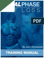 Final Phase Fat Loss - Joe Romaniello