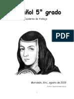 01 Español 5º Grado 19-20