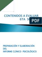 01.Informe Clinico y Los Problemas Hospitalarios