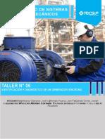 T-06 Diagnóstico y Mantenimiento de Un Generador Síncrono