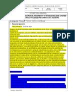 Propuesta Pedagógica Para El Tratamiento de Residuos Sólidos, Mediada Por Los Saberes Ancestrales de Las Comunidades Indígenas.-06.05.2019