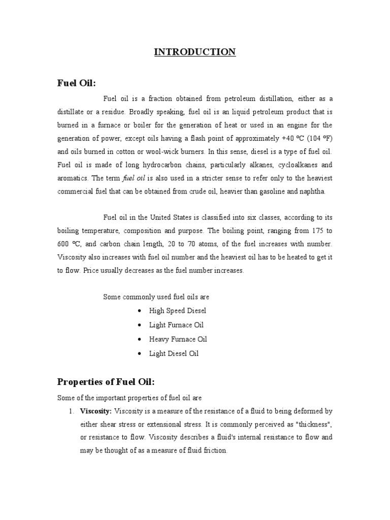 FOHS | Fuel Oil | Pump