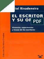 Rivadeneira, Ariel (1997) - El Escritor y Su Oficio
