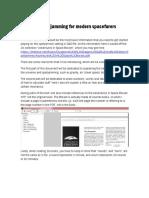 Practical Spelljamming for Modern Spacefarers