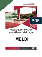 Punto IX MELDI 2018 Consejo Universitario (1)