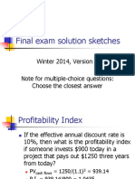 Winter 14 Final Solutions