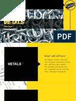 Metals Consmat
