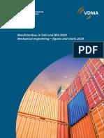 Maschinenbau in Zahl Und Bild 2019